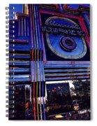 Marietta Diner Spiral Notebook