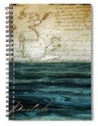 Timeless Voyage II Spiral Notebook