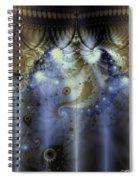 Timeline Of History Spiral Notebook