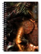 Times For Heroes  Spiral Notebook