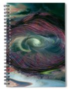 Timewarp Spiral Notebook