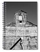 Tin Roof Spiral Notebook