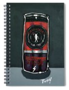 Tin Whiskers Spiral Notebook