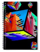 Tinbuck3 Spiral Notebook