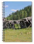 Tincup History 3 Spiral Notebook