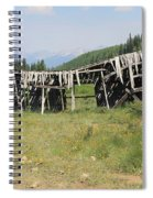 Tincup History 4 Spiral Notebook