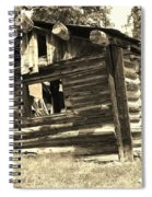 Tincup History Spiral Notebook