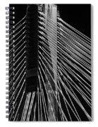 Ting Kau Bridge Hong Kong Spiral Notebook