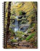 Tinker Falls Spiral Notebook