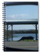 Tinsely Island Spiral Notebook