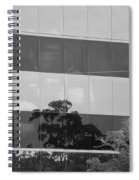 Tinted Glass Spiral Notebook