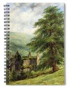 Tintern Abbey  Spiral Notebook