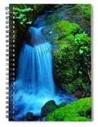 Tiny Falls Spiral Notebook