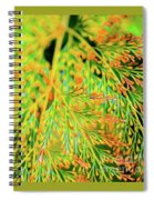 Tiny Flowers Blooming  Spiral Notebook