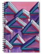 Tiny Houses Spiral Notebook