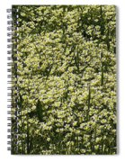 Tiny Meadow Flowers Spiral Notebook