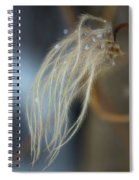 Tiny Snowflakes Spiral Notebook