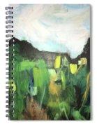 Tip Toe Spiral Notebook