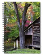 Tipton's Place Spiral Notebook