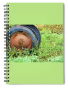 Tired Spiral Notebook