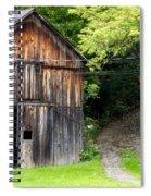 Tired Spiral Notebook