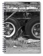 Tires Spiral Notebook
