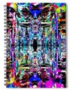 Tis World Tomorrow Spiral Notebook