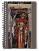 Tissot Mary Magdelane Before Her Conversion Jacques Joseph Tissot Spiral Notebook