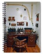 Titanic Communications Spiral Notebook
