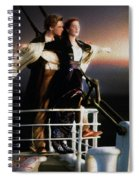 Titanic Spiral Notebook