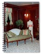 Titanic First Class Spiral Notebook