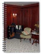 Titanic First Class II Spiral Notebook