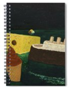Titanic's Birthday Spiral Notebook