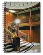 Titanics Grandeur Spiral Notebook