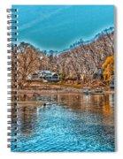 Titus Hideaway Spiral Notebook