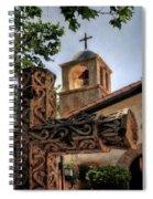 Tlaquepaque Chapel Spiral Notebook