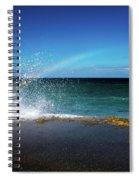 To Catch A Rainbow Spiral Notebook