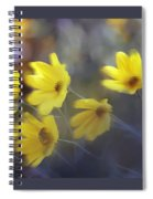 To Everything There Is A Season Spiral Notebook