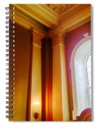 To God Be The Glory Spiral Notebook