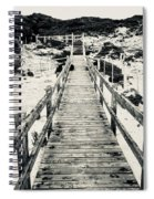 To Heaven   Spiral Notebook