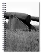 To Protect And Serve Spiral Notebook