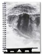 To Replenish Engergy Spiral Notebook