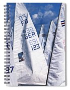 To Sea - To Sea  Spiral Notebook