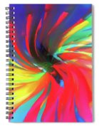 To Spring Up Spiral Notebook