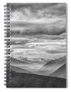 To The Ends Of The Earth Spiral Notebook