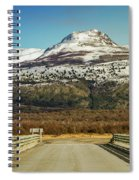 To The Mountain Spiral Notebook