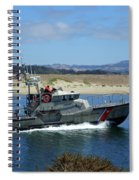 To The Rescue 2 Spiral Notebook