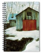 To The Sugar House Spiral Notebook