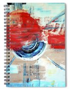 To The Sun Spiral Notebook