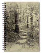 To The Throne Spiral Notebook